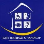 Accueil - logo tourisme et handicap_