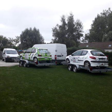 photo du Rallye du Béthunois